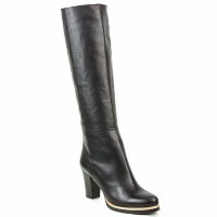 Shoes Women High boots Jil Sander NATURE Black