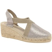 Shoes Women Espadrilles Toni Pons Triton Womens Espadrilles gold