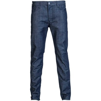 Clothing Men Slim jeans Armani jeans 3Y6J066DBSZ_indigo blue