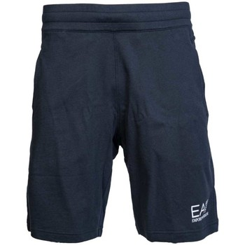 Clothing Men Shorts / Bermudas Ea7 By Emporio Armani Shorts 3YPS59 PJ05Z blue