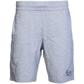 Clothing Men Shorts / Bermudas Ea7 By Emporio Armani Shorts 3YPS59 PJ05Z grey