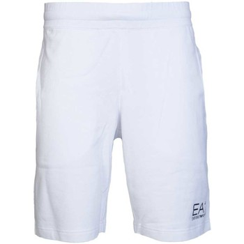Clothing Men Shorts / Bermudas Ea7 By Emporio Armani Shorts 3YPS59 PJ05Z white