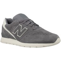 Shoes Men Low top trainers New Balance NBMRL996DYD105 White-Grey