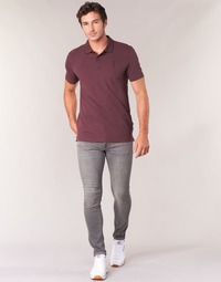 Clothing Men slim jeans Jack & Jones LIAM Grey