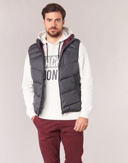Clothing Men Duffel coats Jack & Jones LANDING ORIGINALS Grey