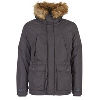 Clothing Men Parkas Jack & Jones MOUNTAIN ORIGINALS Grey