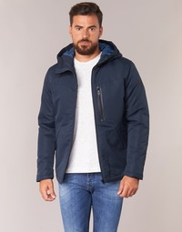 Clothing Men Parkas Jack & Jones COOL CORE Marine