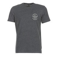 Clothing Men short-sleeved t-shirts Jack & Jones ORGANIC ORIGINALS Grey