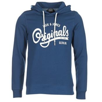 Clothing Men sweatpants Jack & Jones HAWL ORIGINALS Blue