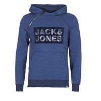 Clothing Men sweatpants Jack & Jones KALVO CORE Blue