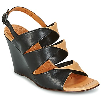 Shoes Women Sandals Chie Mihara CRUSH Black