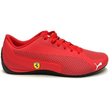 Puma  SF Drift Cat 5 Ultra  mens Shoes (Trainers) in Red