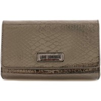 Bags Evening clutches Love Moschino JC4303PP03 Across body bag Accessories Grigio