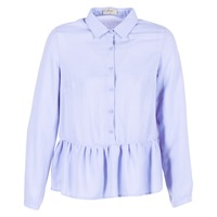 Clothing Women Tops / Blouses Betty London IHALONI Blue