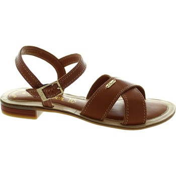 Shoes Women Sandals S.Oliver 5-28131-38 Cognac