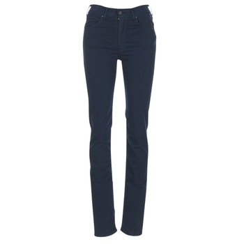 Clothing Women 5-pocket trousers Cimarron NOUFLORE MARINE