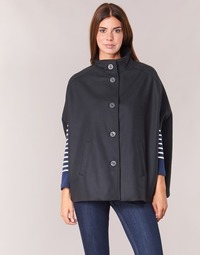 Clothing Women coats Armor Lux GIRAUD Marine