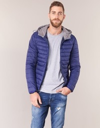 Clothing Men Duffel coats Yurban IHOUZOU Marine