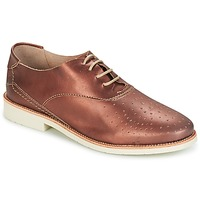 Shoes Women Derby Shoes TBS FAWCETT Bronze