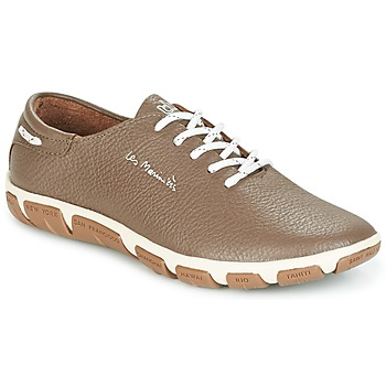 Shoes Women Low top trainers TBS JAZARU Praline