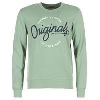 Clothing Men sweatpants Jack & Jones SWEEP ORIGINALS Green