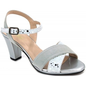 Shoes Women Sandals Dansi 7079 Silver