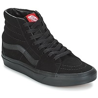 Shoes Hi top trainers Vans SK8-Hi Black