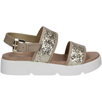Shoes Women Sandals Grace Shoes 65441 Sandals Women Platino Platino