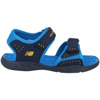 Shoes Children Sandals New Balance Kids Poolside Sandal Blue