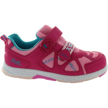 Shoes Girl Low top trainers Lurchi Levi Sympatex Pink