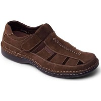 Shoes Men Sandals Padders Breaker Mens Leather Sandals brown