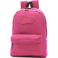 Bags Rucksacks Vans MOCHILA  REAL BACKPACK ROSA