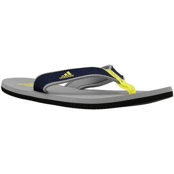 Shoes Children Flip flops adidas Originals Beach Thong K Grey-Navy blue