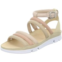 Shoes Women Sandals Clarks Tri Nyla Beige
