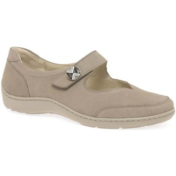 Shoes Women Flat shoes Waldläufer Sugar Womens Mary Jane Shoes BEIGE