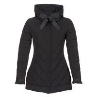 Clothing Women Duffel coats Armani jeans JERNDA Black