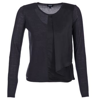 Clothing Women jumpers Armani jeans JAUDO Marine