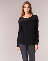 Clothing Women jumpers Armani jeans LAMOC Black
