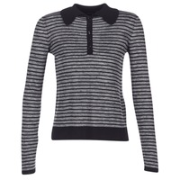 Clothing Women jumpers Armani jeans LAMAC Grey