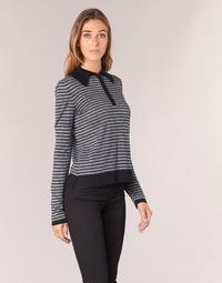 Clothing Women jumpers Armani jeans LAMAC Grey