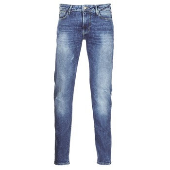 Clothing Men slim jeans Armani jeans LORETTE Blue