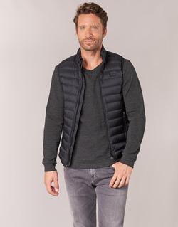 Clothing Men Duffel coats Armani jeans CHORI Black