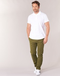 Clothing Men chinos Scotch & Soda STUART Kaki