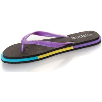 Shoes Women Flip flops Mora Mora Tong Rumba  Black Black