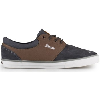 Shoes Men Low top trainers Lando Super Nice Brown-Grey