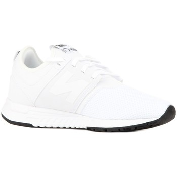 Shoes Women Low top trainers New Balance WRL247FB White