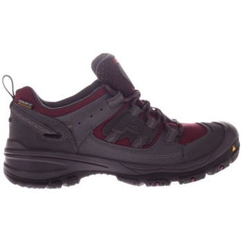 Shoes Women Walking shoes Keen Logan Burgundy-Grey