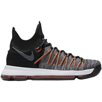 Shoes Men Hi top trainers Nike Zoom KD 9 Elite Orange-Grey-Black