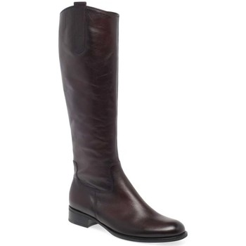 Shoes Women High boots Gabor Brook S Womens Long Boots red