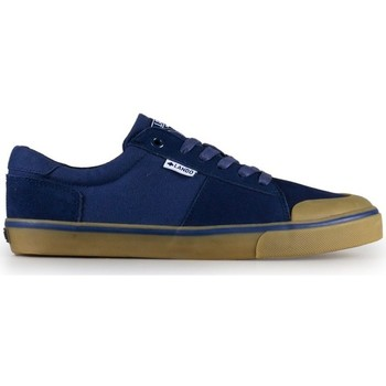 Shoes Men Low top trainers Lando Dizaster Navy blue
